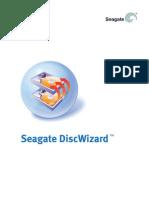 Manual Seagate DiskWizard