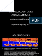 Farmacologia de La Ateroesclerosis