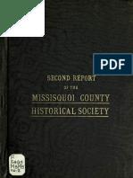 2nd Report Miss Co Hist Soc