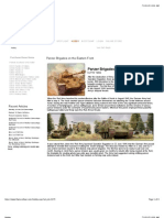 fow Panzer Brigade