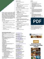 Setup Proposal Format and Brochure
