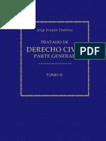 Llambias Jorge Tratado de Derecho Civil Parte General 2