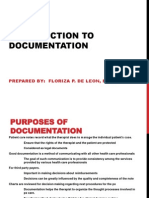 Introduction to Documentation