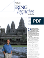 RT Vol. 1, No. 1 Towering legacies