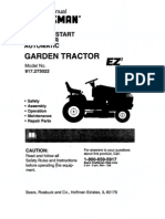 917273022 Riding Mower