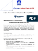 Msf Safety Flash 12.32