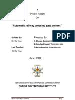 6th Sem Report
