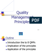 Quality Management Principles Slides