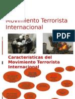 Movimiento Terrorista Internacional Junio 2012