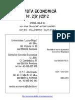 Revista Economica 2-61-2012