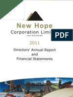 New hope 2011