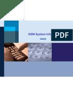 GSM System Information