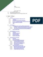 Struts Webservices