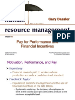 Ch 12 Hrm-pay for Performance