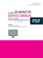 Monitor_W2252TQ Service Manual