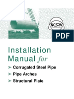 NCSPA Installation Manual