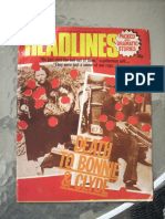 Headlines, Bonnie and Clyde