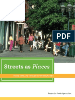Using Streets to Rebuild Communities