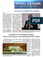 The Naval Leader June 2012 Issue
