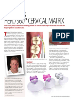 PPD July Top Tip - Cervical Matrix