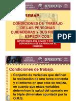 Ponencia MANIPULACIÓN PACIENTES