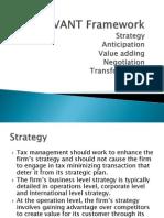 SAVANT Framework