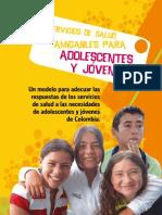 Servicios Amigables para Jóvenes