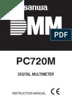 PC720M Manual