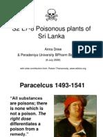 S2 L7-8 Poisonous Plants of Sri Lanka Batch Edited