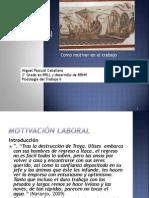 Motivación- Miguel Pascual