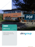 Sunrise UKN Case Study