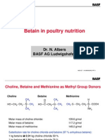 Choline Beta In