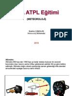 JAA ATPL 050 Meteoroloji -7-Altimetre
