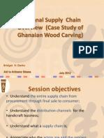 EN Bridget Artisanal Supply Chain Overview
