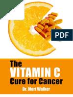 The Vitamin c Cure