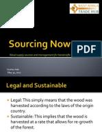 EN Gustav Sourcing of Wood for Handcraft Production_Cote d'Ivoire2012