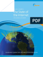 Report internet connectivity Akamai