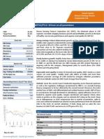 Result Update - Dewan Housing Finance Corporation Ltd Q4FY12