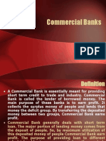 Chap 6 Commercial Banks