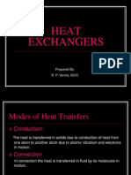 Heat Exchanger Lecture