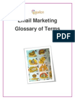 Glossary of Terms in Email Marketing