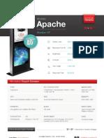 """Totem Multimediale 40"""" - Modello Apache"""