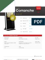 """Totem Multimediale 46"""" - Modello Comanche"""