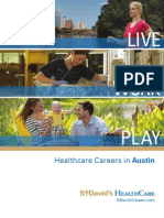 St. David's HealthCare New Candidate Brochure