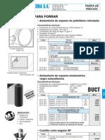 Catálogo de aislamientos Salvador Escoda