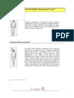 Posizioni Del Pugilato Che Protegge Il Corpo