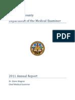 SDME Annual Report 2011