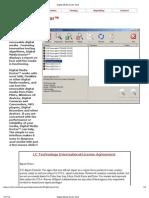 Digital Media Doctor Help Manual