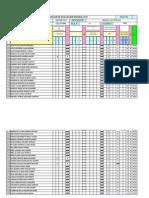 Registro Auxiliar Secundaria 2do Bimestre 2012