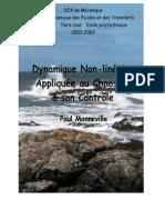 cours dynamique non linéaire